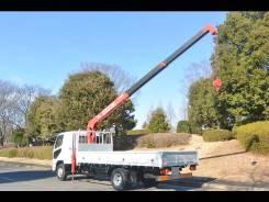 Mitsubishi Fuso Fighter. Продам грузовик с манипулятором , 4 890 куб. см., 5 000 кг. Под заказ