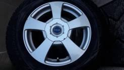 Bridgestone FEID. 6.0x15, 5x100.00, 5x114.30, ET45