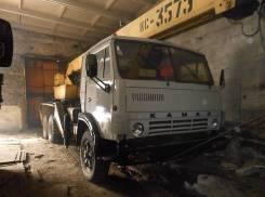 КамАЗ. Камаз-автокран. +ЗИЛ, трактор(экскаватор), 10 850 куб. см., 14 м.