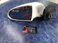 Зеркало заднего вида боковое. Nissan Wingroad, VENY11, VEY11, VFY11, VGY11, VHNY11, VY11, WFY11, WHNY11 Nissan AD, VENY11, VEY11, VFY11, VGY11, VHNY11...