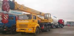 Галичанин КС-55713-1. КС 55713-1 автокран 25т. (Камаз-65115) Евро-4, 7 000 куб. см., 25 000 кг., 21 м.
