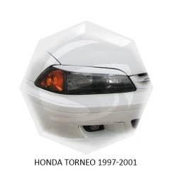 Накладка на фару. Honda Torneo, CF3, CF4, CF5, CL1, CL3 Двигатели: F18B, F20B, H22A