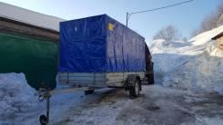 Мзса. Прицеп мзса 817711 с тентом, 750 кг.