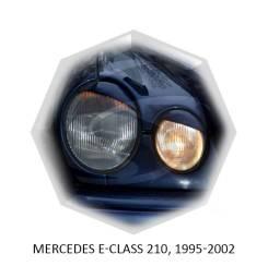 Накладка на фару. Mercedes-Benz E-Class, A207, A238, C207, C238, S210, S211, S212, S213, W210, W211, W212, W213 Двигатели: M104E28, M104E32, M111E20ML...