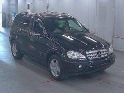 Mercedes-Benz M-Class. WDC1631741A216337, M113 981
