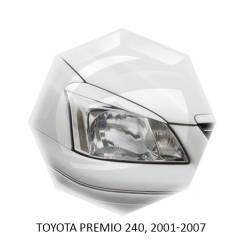 Накладка на фару. Toyota Premio, AZT240, NZT240