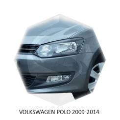 Накладка на фару. Volkswagen Polo, 602, 612, 6R1, 9N, 9N3 Двигатели: AMF, ASY, ASZ, ATD, AUA, AWY, AXR, AXU, AZQ, BAY, BBM, BBU, BBY, BBZ, BJX, BKY, B...