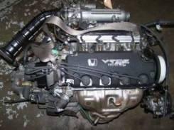 Контрактный двигатель Honda D15Z2. Отправка