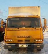 Камаз 4308. Изотермический фургон камаз-4308, год выпуска 2006, 5 900 куб. см., 5 000 кг.