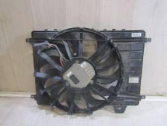 Вентилятор охлаждения радиатора. Land Rover Discovery Sport