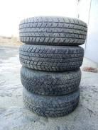 GT Radial Champiro 70. Зимние, без шипов, износ: 20%, 4 шт