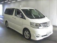 Toyota Alphard. ANH10, 2AZFE