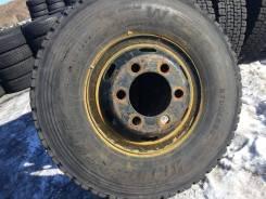 Bridgestone. Всесезонные, 2012 год, износ: 20%, 6 шт