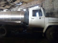 ГАЗ 3309. Газ 3309 2009 год молоковоз, 2 700 куб. см., 5 000 кг.