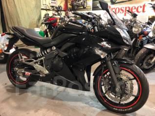 Kawasaki Ninja 400R. 400 куб. см., исправен, птс, без пробега