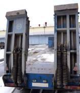 Чмзап 990640. Полуприцеп Чмзап, грузоподъёмность 58,5 т., 58 500 кг.