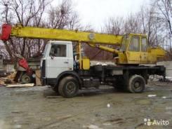 Ивановец КС-35715. Продам Автокран, 3 000 куб. см., 16 000 кг., 18 м.