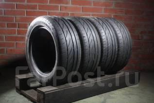 Bridgestone Potenza RE002 Adrenalin. Летние, износ: 20%, 4 шт