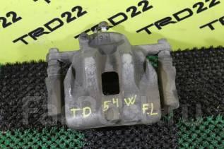 Суппорт тормозной. Suzuki Escudo, TA74W, TD54W, TD94W, TDA4W, TDB4W Suzuki Grand Vitara, JT, JB419X, JB416X, JB419W, JB420W, JB424W, JB627W, JB632W Дв...