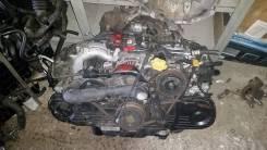 Двигатель в сборе. Subaru Forester Subaru Legacy Subaru Outback Двигатели: EJ25, EJ251, EJ253, EJ254, EJ255, EJ25D, EJ25A