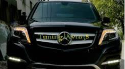 Фары передние тюнинг Mercedes-Benz GLK-Class X204 2012-2015