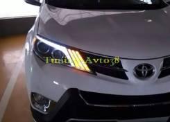 Фары передние тюнинг Toyota RAV4 XA40 2012-2015