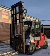 Kalmar DCE75-6. Дизельный погрузчик 7.5 т , 3 000 куб. см., 7 500 кг.