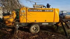 Zoomlion. Трейлерные бетононасосы HBT60.13.112RS