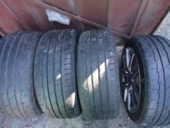 Bridgestone Potenza RE003 Adrenalin. Летние, 2014 год, износ: 5%, 4 шт