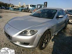 Mazda RX-8. механика, задний, 1.3 (210л.с.), бензин, 97тыс. км, б/п, нет птс. Под заказ