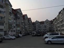 2-комнатная, улица Ульяновская 3/1. Комсомольская, агентство, 48 кв.м. Дом снаружи