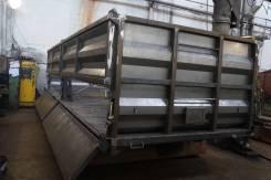 Нефаз 8560-02. Прицеп самосвал ремонт платформ нефаз, 10 000 кг.