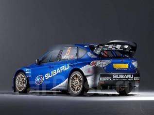 Бампер. Subaru