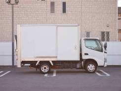 Toyota Dyna. 2002, 2 980 куб. см., 1 500 кг.