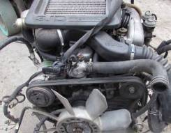 Двигатель в сборе. Isuzu Bighorn, UBS69DW, UBS69GW Двигатель 4JG2