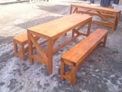 Мебель деревянная. Простая и дешёвая. Под заказ