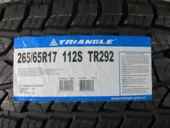 Triangle TR292. Грязь AT, 2018 год, без износа, 4 шт