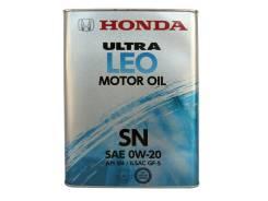 Honda Ultra Leo. Вязкость 0W-20, минеральное