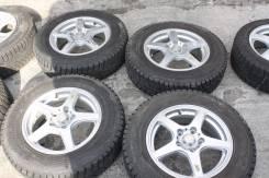 Продам колеса 5-132. 5.5x15 5x114.30 ET41 ЦО 73,0мм.