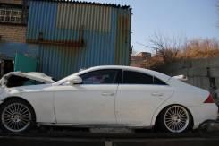 Mercedes-Benz CLS-Class. WDD2193561A031445, M272