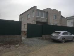 Продам дом за кафе ВАН. Улица Анатолия Ганжи 29, р-н 8 км, площадь дома 375кв.м., централизованный водопровод, электричество 30 кВт, отопление элект...