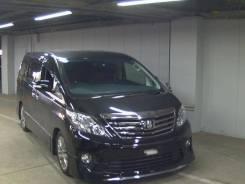 Toyota Alphard. GGH20W, 2GRFE