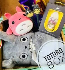 Подарочный Тоторо Бокс - Необычный подарок. Доставка Бесплатно!