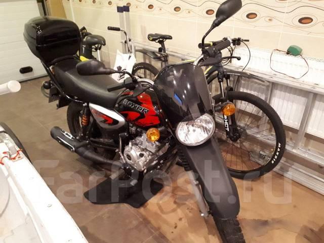 Продам мотоцикл Bajaj Boxer BM 150 X - Bajaj Boxer BM 150 X ea0983a074949