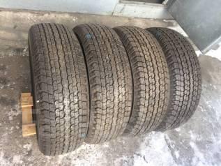 Bridgestone Dueler H/T. Всесезонные, 2007 год, без износа, 4 шт