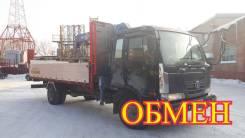 Nissan Diesel. Самогруз , 2005 г. в., 7 000 кг., 11 м.