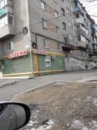 2-комнатная, шоссе Владивостокское 107б. Сах.поселок, агентство, 44 кв.м. Дом снаружи