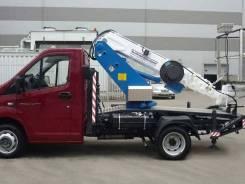 ГАЗ ГАЗель Next. Автогидроподъемник ВИПО-12-01 на шасси ГАЗель-А21R23 NEXT, 3 000 куб. см., 12 м.
