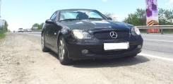Бампер. Mercedes-Benz Mercedes Mercedes-Benz SLK-Class, R170 Двигатели: M111E20, M111E20ML, M111E23ML, M112E32, M111E20EVOML, M111E23EVOML