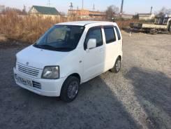 Suzuki Wagon R. автомат, передний, 0.7 (64 л.с.), бензин, 175 000 тыс. км